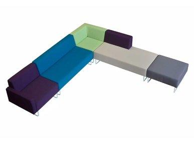Итальянский модульный диван UNION SQUARE фабрики CUF Milano