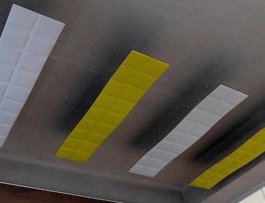 Итальянская акустическая панель TETRIX CLOUD фабрики CUF Milano
