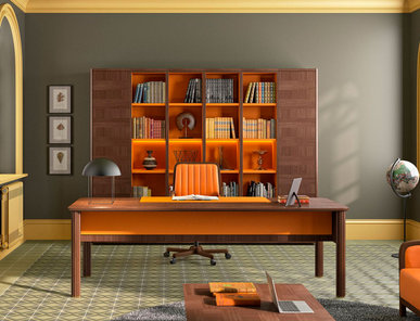 Кабинет Art Deco фабрики OFIFRAN