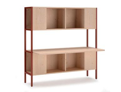 Книжный шкаф Piem фабрики OFIFRAN