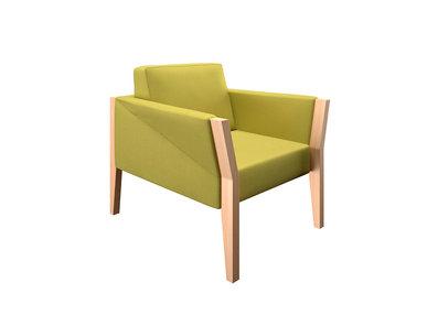 Кресло Ray R701 фабрики OFIFRAN