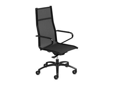 Итальянское кресло Ice Executive фабрики Sitland