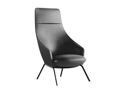 Итальянское кресло Montecarlo High фабрики Sitland