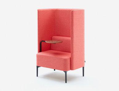 Кресло Pullman Chair PUL15H фабрики NAUGHTONE