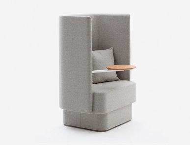 Кресло Pullman Chair PUL15HPL фабрики NAUGHTONE