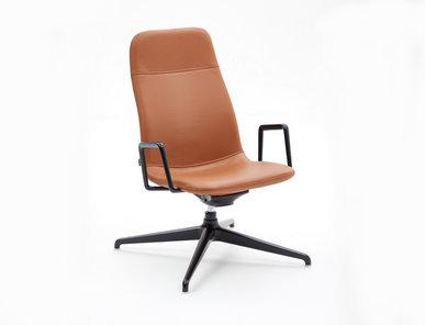 Кресло Viv Highback VIVHACH4SL фабрики NAUGHTONE