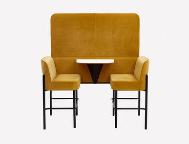 Акустическая мягкая мебель Hue HUEBHSST фабрики NAUGHTONE