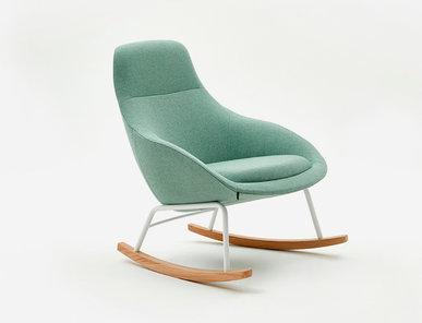 Кресло Always lounge ALLOBRK  фабрики NAUGHTONE