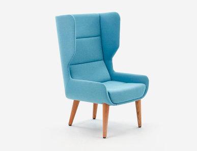 Кресло Hush HUSHBWD фабрики NAUGHTONE