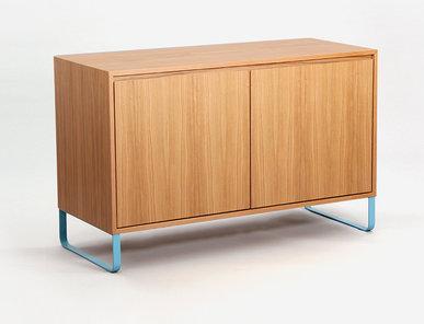 Низкий шкаф Sideboard SB12 фабрики NAUGHTONE