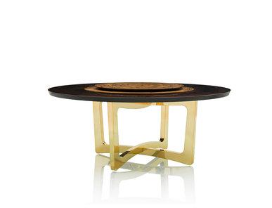 Стол обеденный Theodora Tournante фабрики JNL