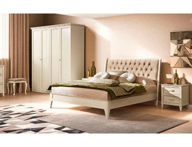 Итальянская спальня GIOTTO BIANCO фабрики CAMELGROUP
