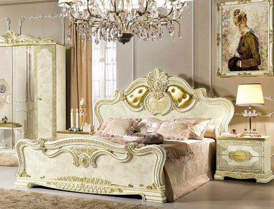 Итальянская спальня LEONARDO фабрики CAMELGROUP
