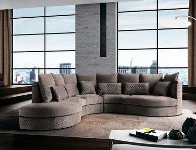 Итальянская мягкая мебель NEW YORK фабрики CAMELGROUP