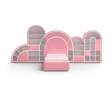 Детская кровать BUBBLE GUM фабрики CIRCU