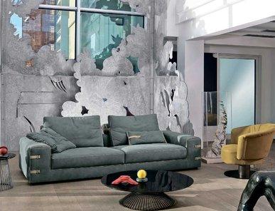 Итальянская мягкая мебель GREGORY фабрики GAMMA ARREDAMENTI