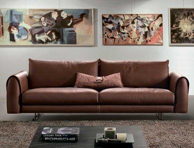 Итальянская мягкая мебель KARL фабрики GAMMA ARREDAMENTI