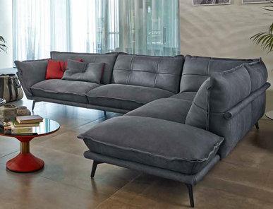 Итальянская мягкая мебель HOLLYWOOD фабрики GAMMA ARREDAMENTI