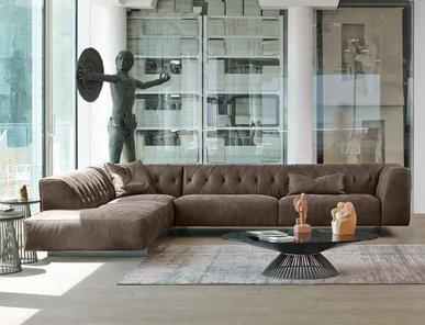 Итальянская мягкая мебель MARLON фабрики GAMMA ARREDAMENTI