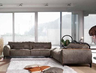 Итальянская мягкая мебель KONG фабрики GAMMA ARREDAMENTI