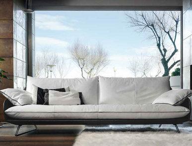 Итальянская мягкая мебель CADILLAC фабрики GAMMA ARREDAMENTI