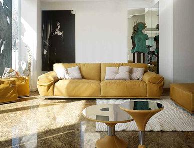 Итальянская мягкая мебель LIMOUSINE фабрики GAMMA ARREDAMENTI