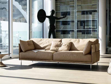 Итальянская мягкая мебель JACK фабрики GAMMA ARREDAMENTI