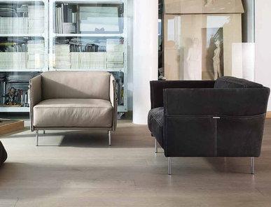 Итальянское кресло JACK фабрики GAMMA ARREDAMENTI