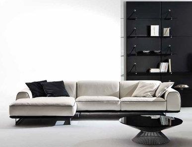 Итальянская мягкая мебель BRANDY фабрики GAMMA ARREDAMENTI