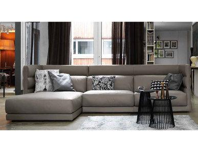 Итальянская мягкая мебель WAFER фабрики GAMMA ARREDAMENTI