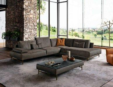 Итальянская мягкая мебель SAKS фабрики GAMMA ARREDAMENTI