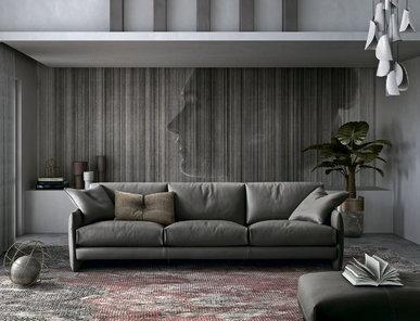 Итальянская мягкая мебель MOOD фабрики GAMMA ARREDAMENTI