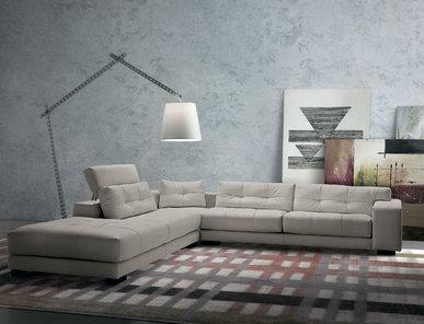 Итальянская мягкая мебель SOLEADO фабрики GAMMA ARREDAMENTI