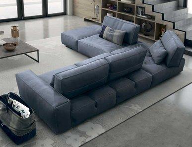 Итальянская мягкая мебель SOHO фабрики GAMMA ARREDAMENTI