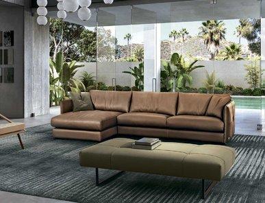 Итальянская мягкая мебель ALFRED фабрики GAMMA ARREDAMENTI