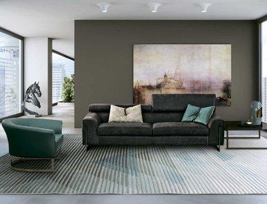 Итальянская мягкая мебель BELLEVUE фабрики GAMMA ARREDAMENTI