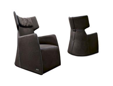 Итальянское кресло CLUB фабрики GAMMA ARREDAMENTI