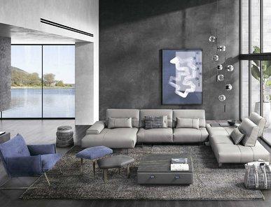 Итальянская мягкая мебель SMART фабрики GAMMA ARREDAMENTI