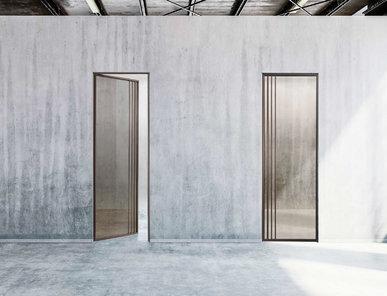 Итальянская дверь CARBON TIP I30 фабрики BARAUSSE