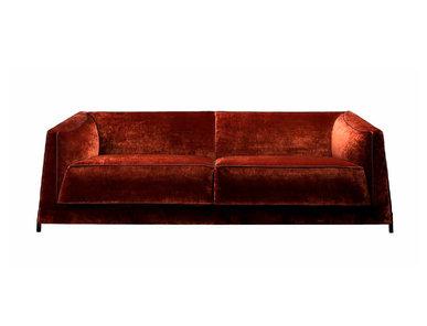 Итальянский 2-х местный диван DOMINO фабрики RUBELLI CASA