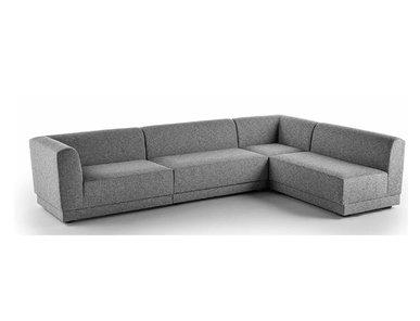 Итальянский углововй диван MARCELLO фабрики RUBELLI CASA