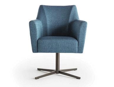 Итальянское кресло SILVANA фабрики RUBELLI CASA