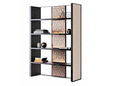 Итальянский книжный шкаф FRAME фабрики RUBELLI CASA