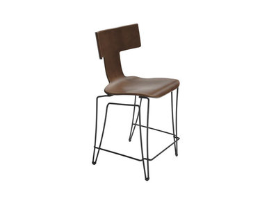 Итальянский барный стул ANZIANO фабрики RUBELLI CASA