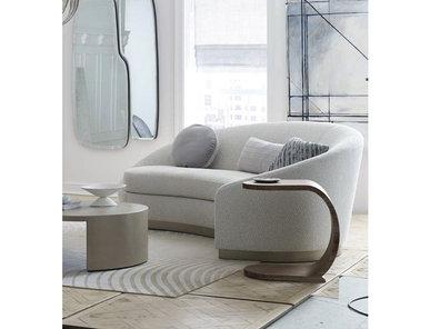 Итальянский диван CURVE фабрики RUBELLI CASA
