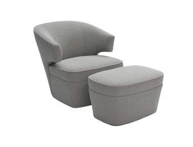 Итальянское кресло LANA CLUB фабрики RUBELLI CASA