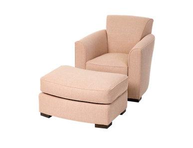 Итальянское кресло NOBLE фабрики RUBELLI CASA