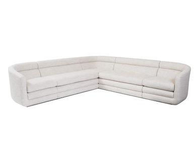 Итальянский модульный диван PAVEL фабрики RUBELLI CASA