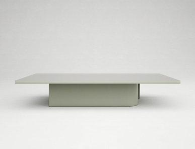 Журнальный столик  MURANO / OPAQUE RESINE фабрики FRANCESCO BALZANO