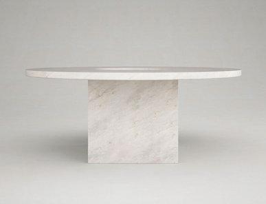 Стол APOLLO / WHITE MARBLE фабрики FRANCESCO BALZANO